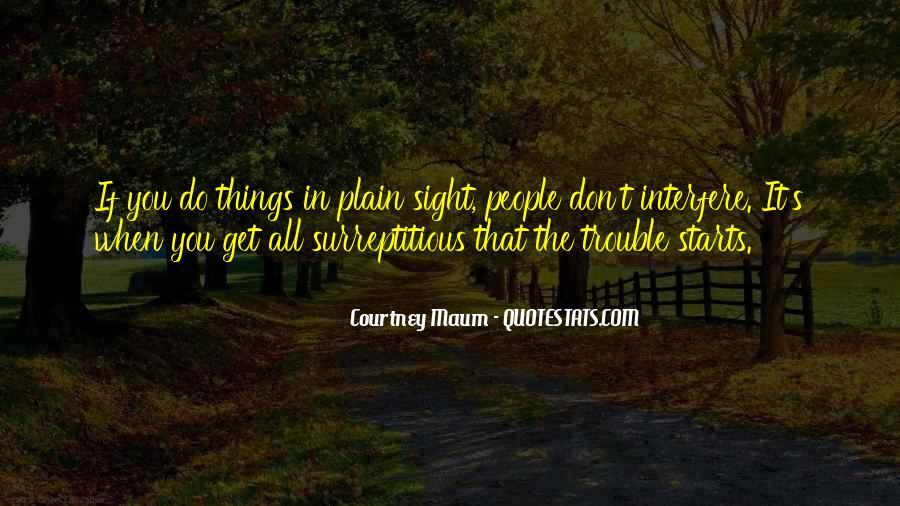 Hear No Evil Funny Quotes #1362979