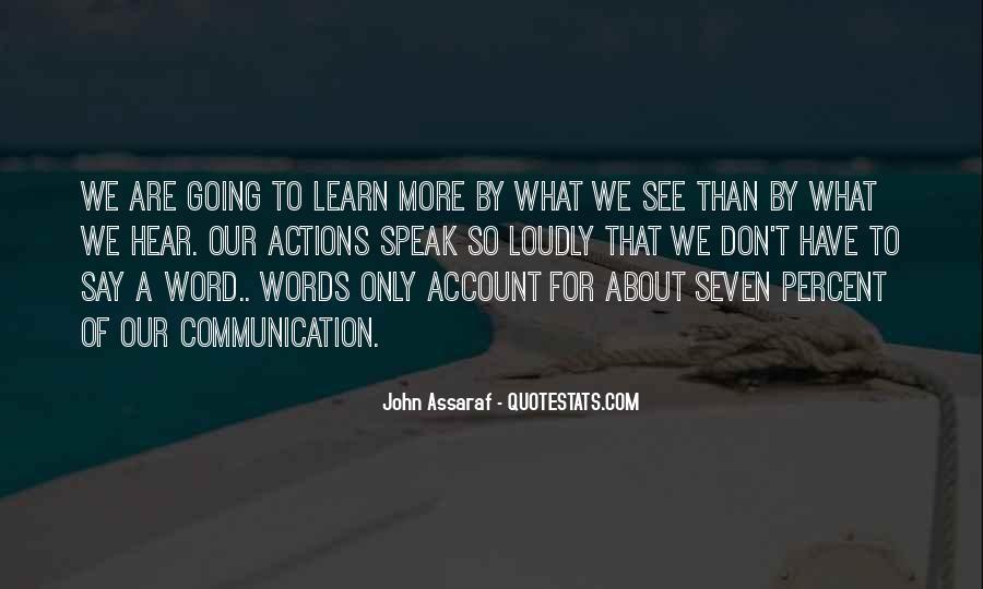 Hear See Speak Quotes #1007720