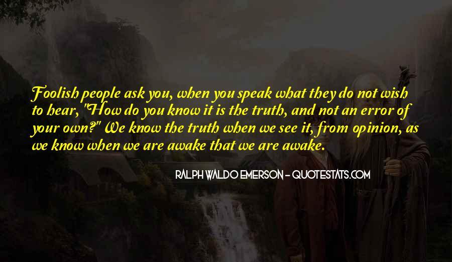 Hear See Speak Quotes #1026481