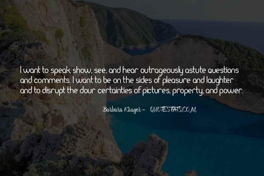 Hear See Speak Quotes #1158396