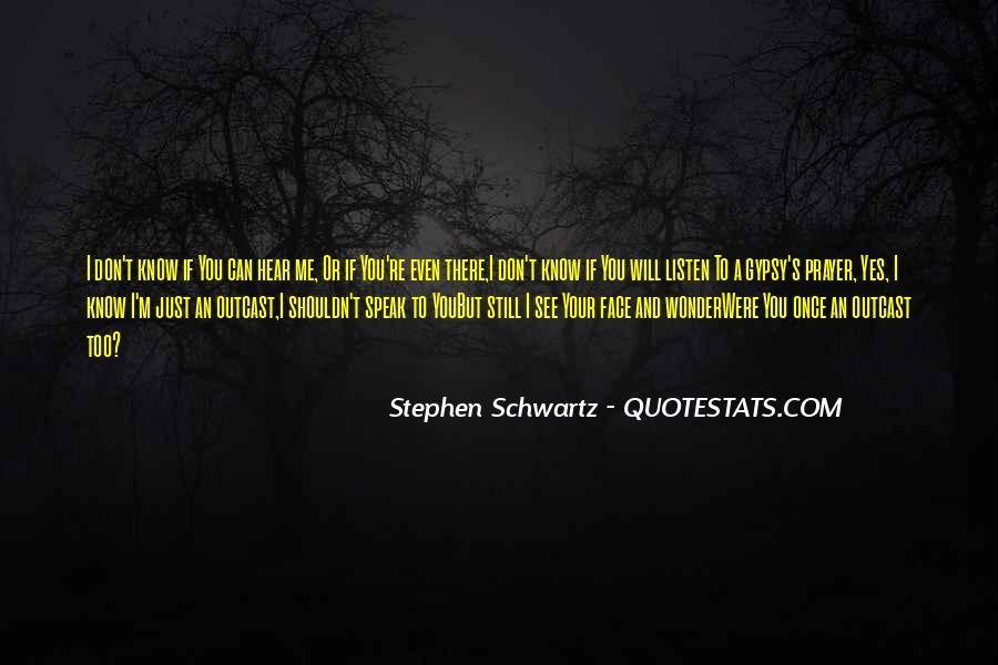 Hear See Speak Quotes #1202439