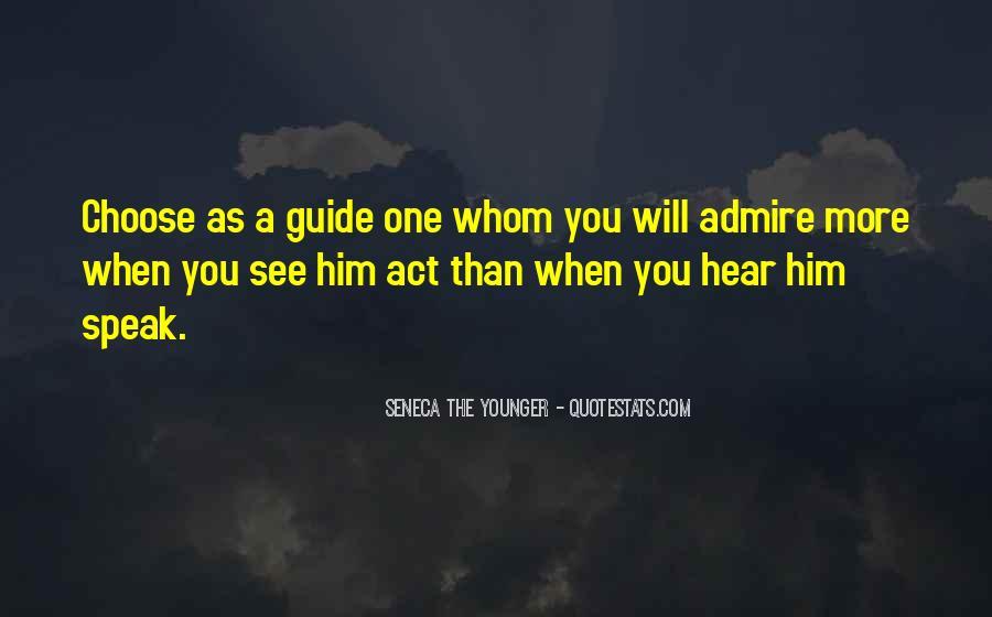 Hear See Speak Quotes #432461