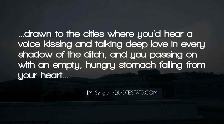 Hear Your Voice Love Quotes #1064966