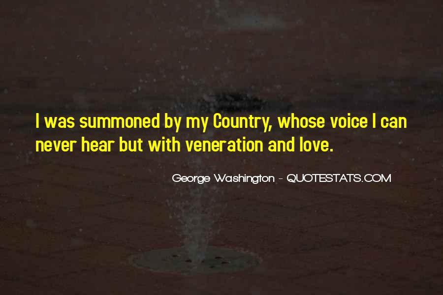 Hear Your Voice Love Quotes #1360071