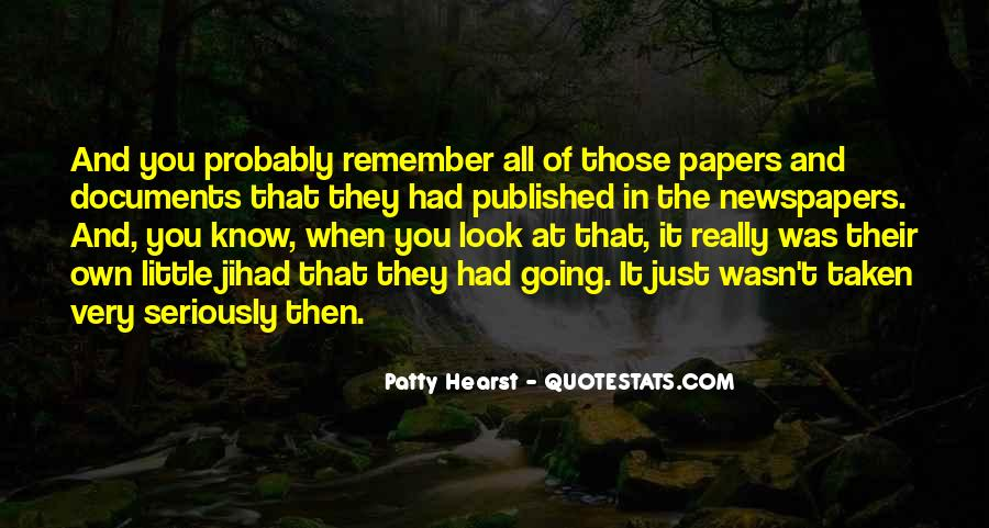 Hearst Quotes #1753006