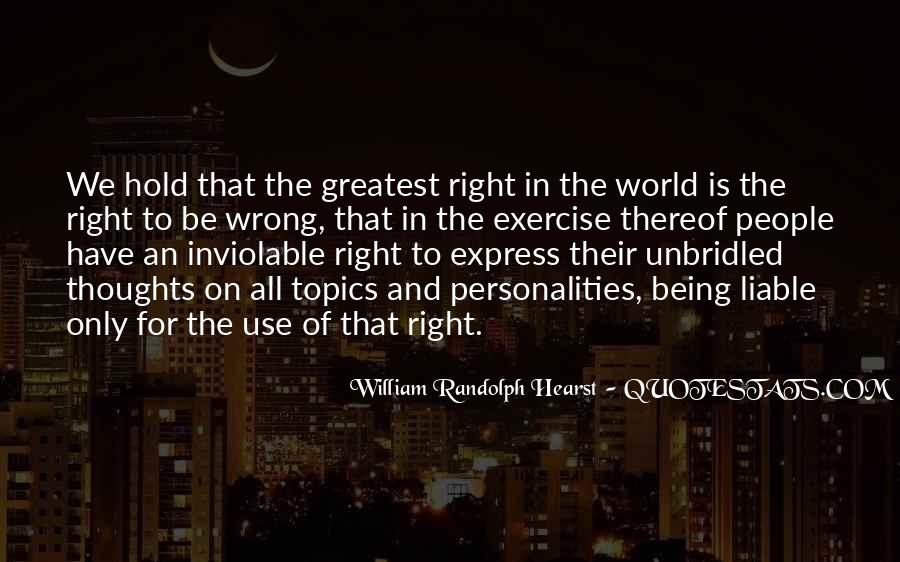 Hearst Quotes #1757527