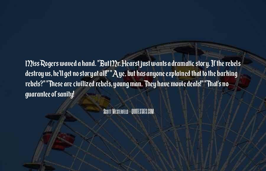 Hearst Quotes #989489