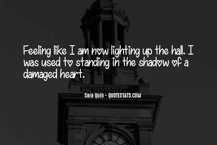 Heart And Feeling Quotes #340411