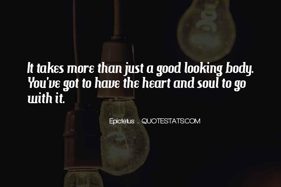 Heart And Health Quotes #1138674