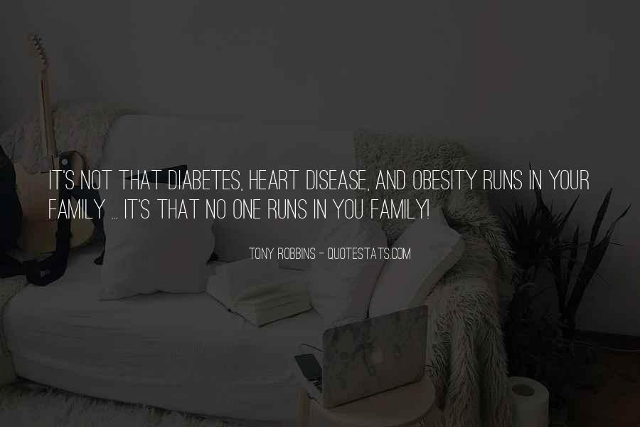 Heart And Health Quotes #1366620