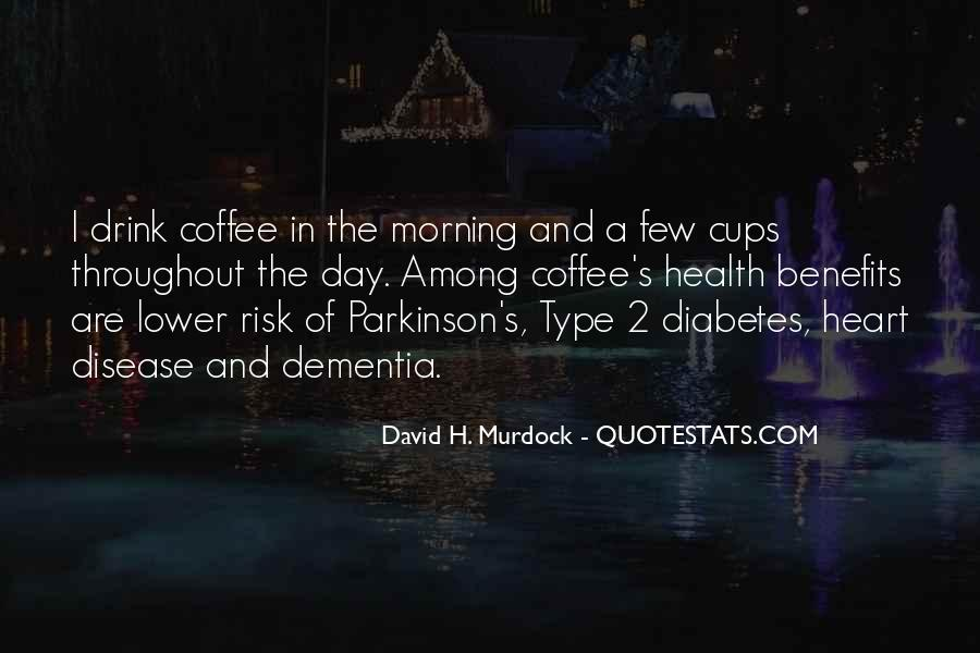 Heart And Health Quotes #1555852
