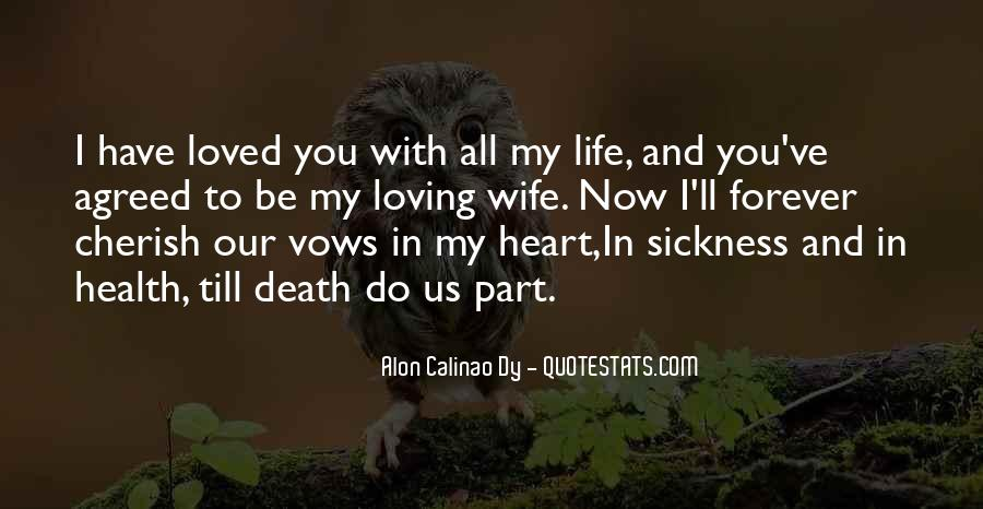 Heart And Health Quotes #1565258