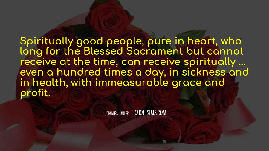 Heart And Health Quotes #1643935
