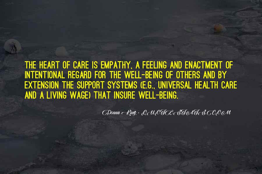 Heart And Health Quotes #1849705