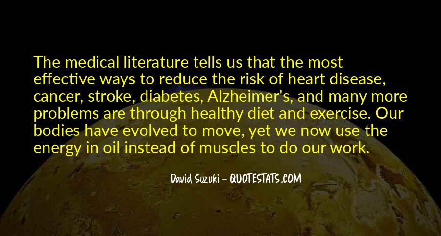 Heart And Health Quotes #191501