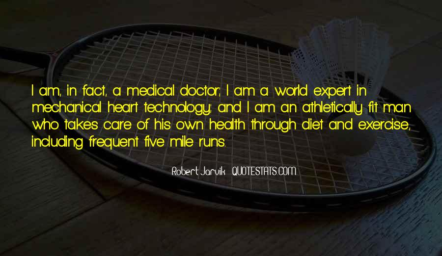 Heart And Health Quotes #239907