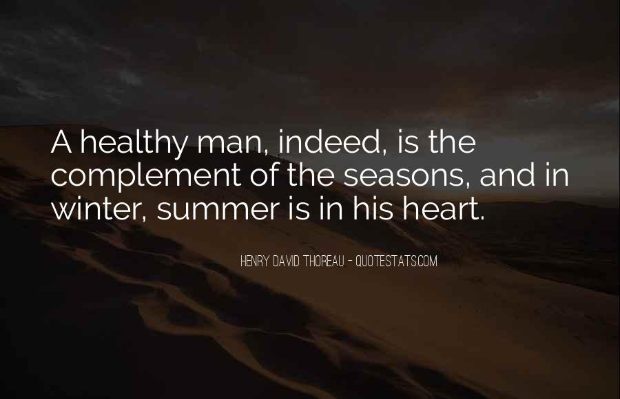 Heart And Health Quotes #513040