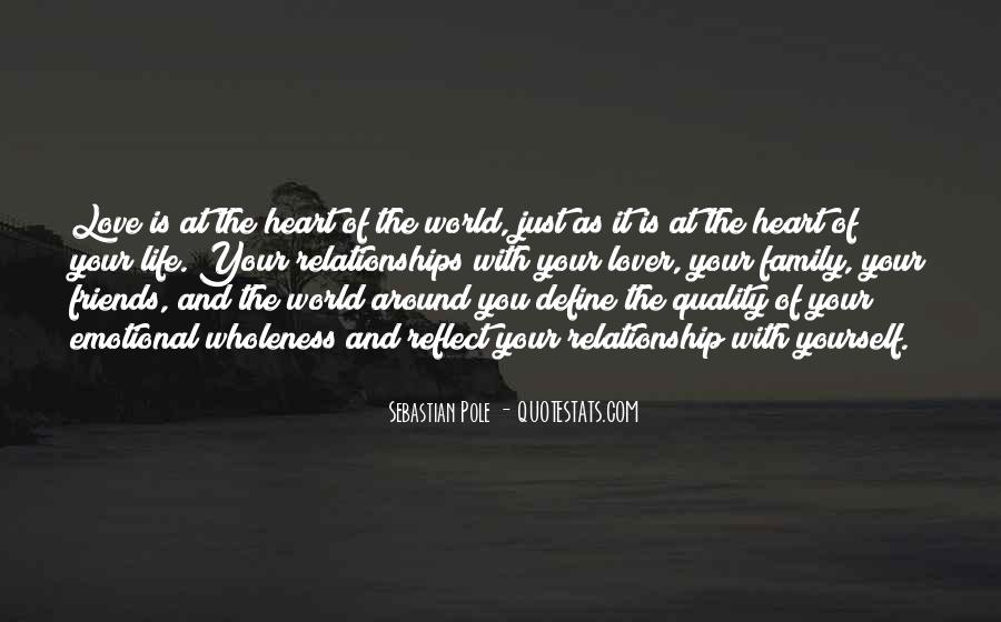 Heart And Health Quotes #616888