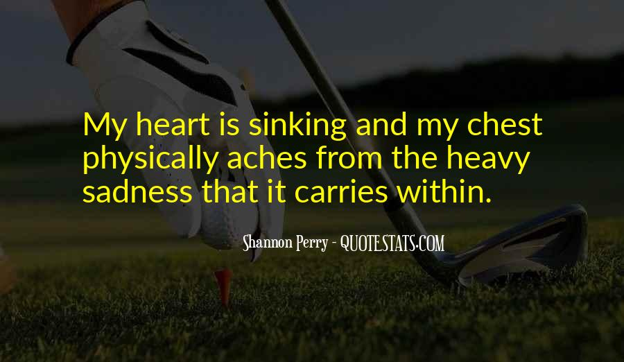 Heart And Health Quotes #678845