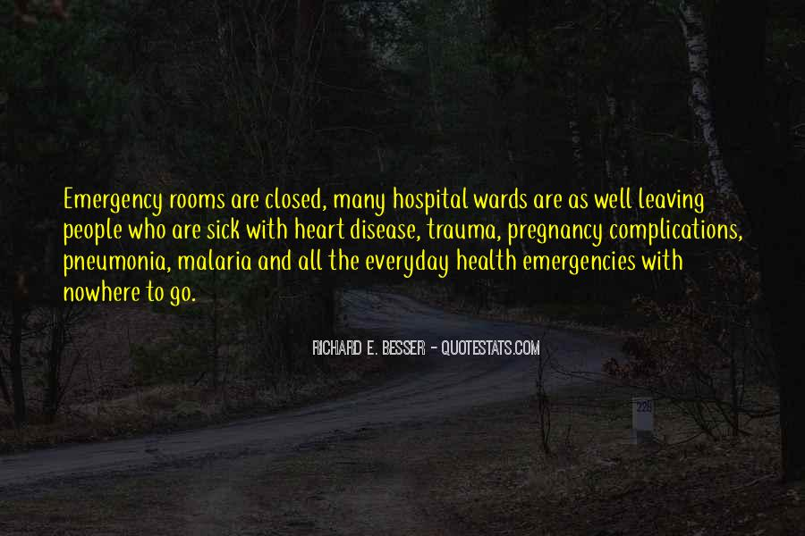 Heart And Health Quotes #814425