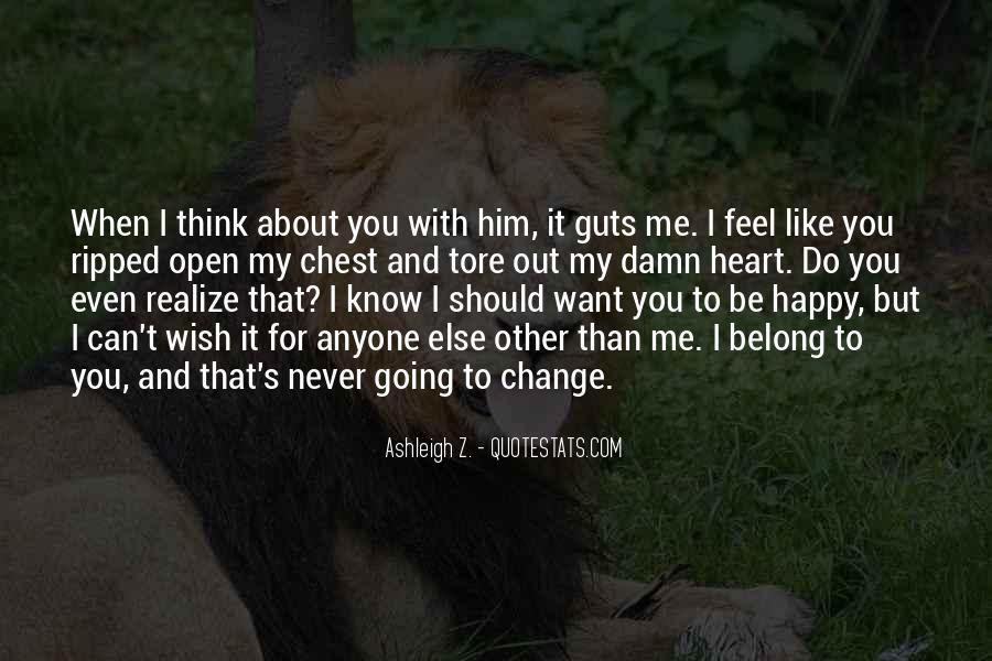 Heart Broken Happy Quotes #29448