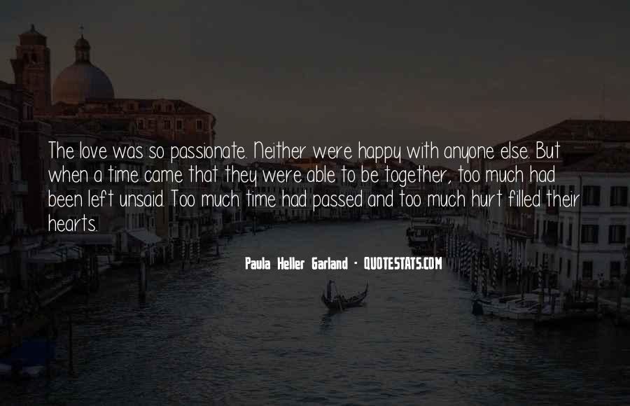 Heart Broken Happy Quotes #380772