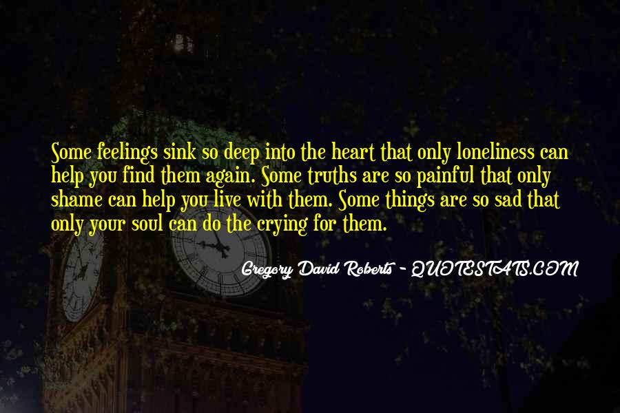 Heart Crying Love Quotes #589090