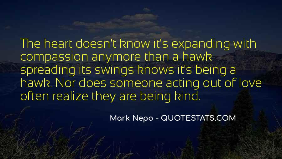 Heart Expanding Quotes #1000245