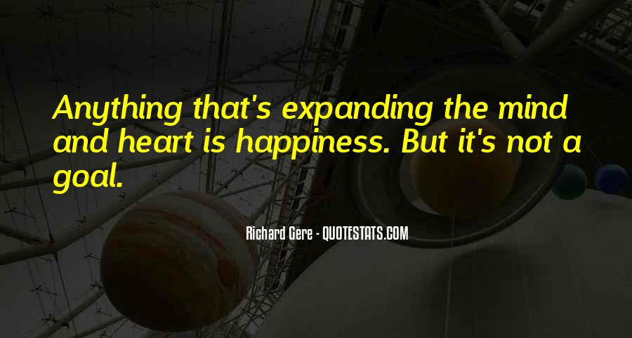 Heart Expanding Quotes #1030889