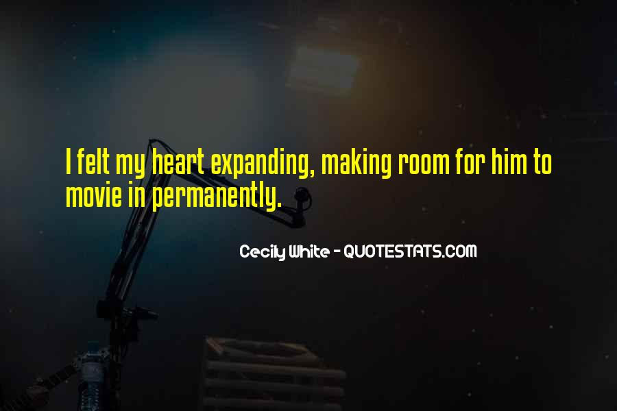 Heart Expanding Quotes #21423