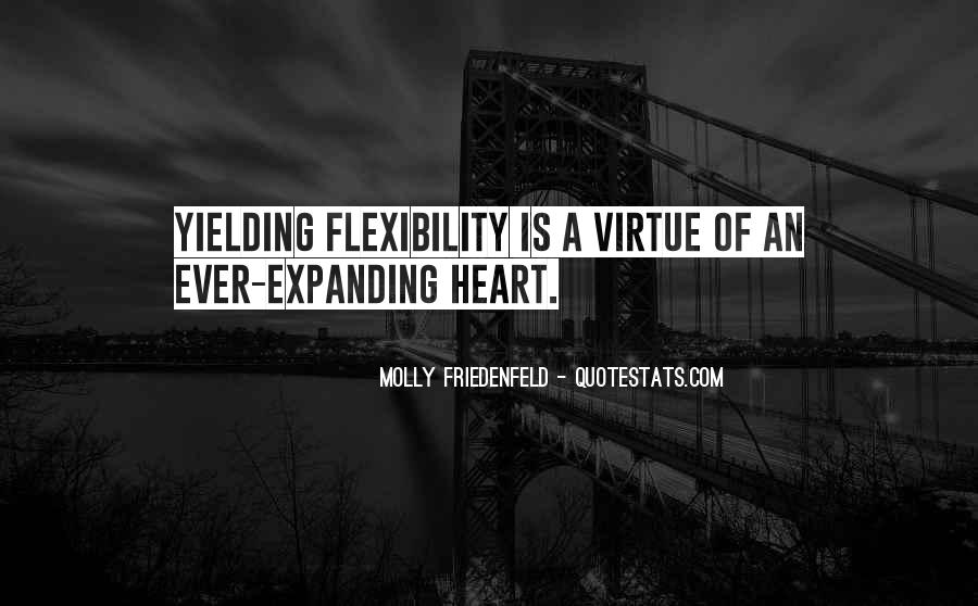 Heart Expanding Quotes #505306
