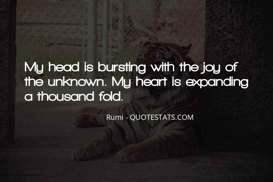 Heart Expanding Quotes #746730