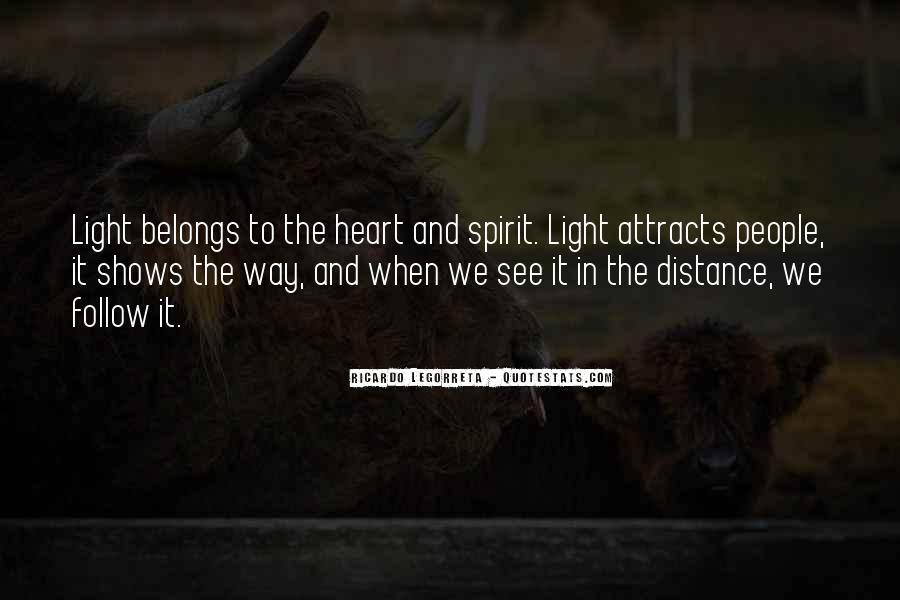 Heart Follow Quotes #119863
