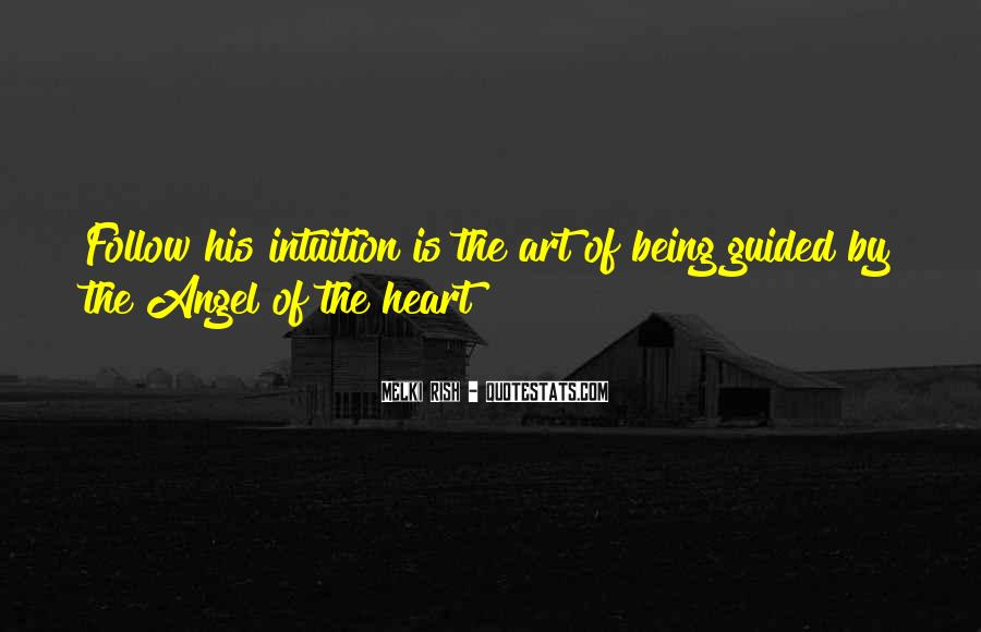 Heart Follow Quotes #277486