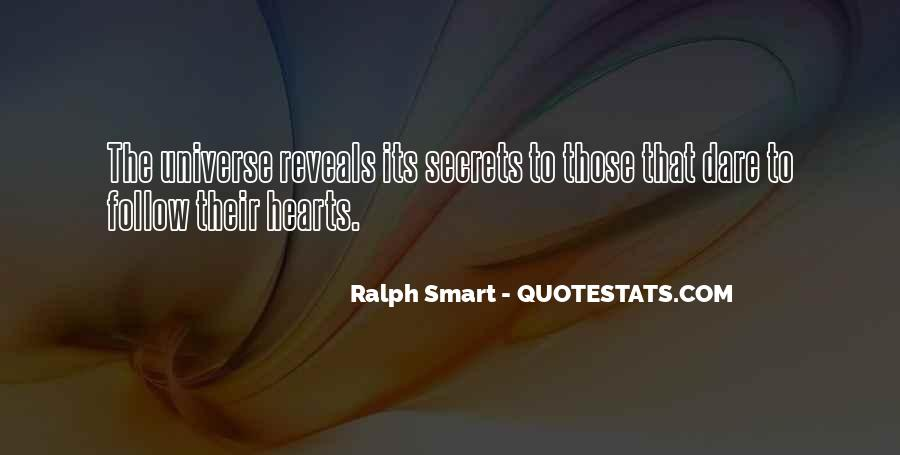 Heart Follow Quotes #405625