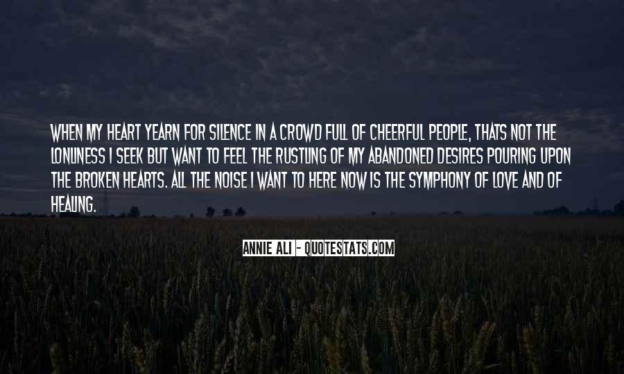 Heart Is Broken Quotes #100326