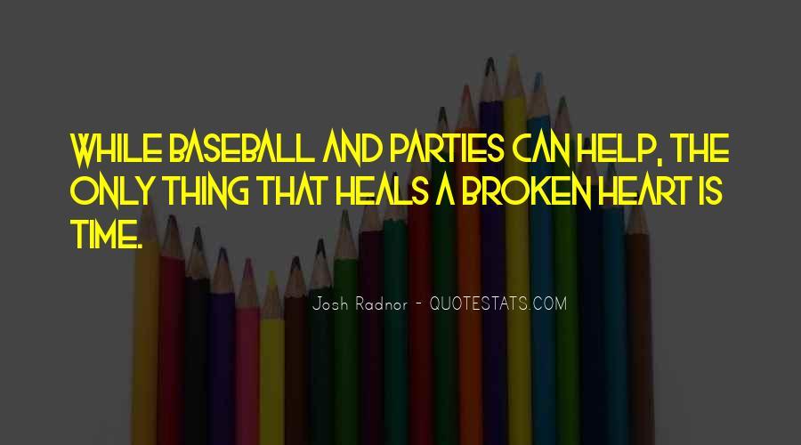 Heart Is Broken Quotes #101501