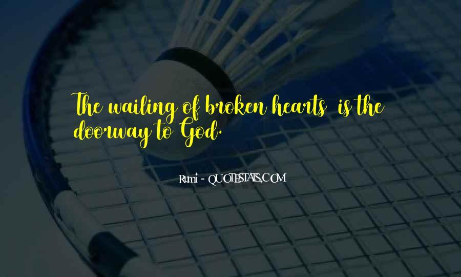 Heart Is Broken Quotes #177173