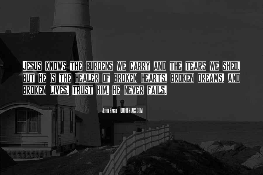 Heart Is Broken Quotes #290162