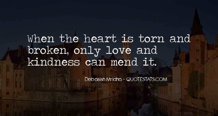 Heart Is Broken Quotes #293436