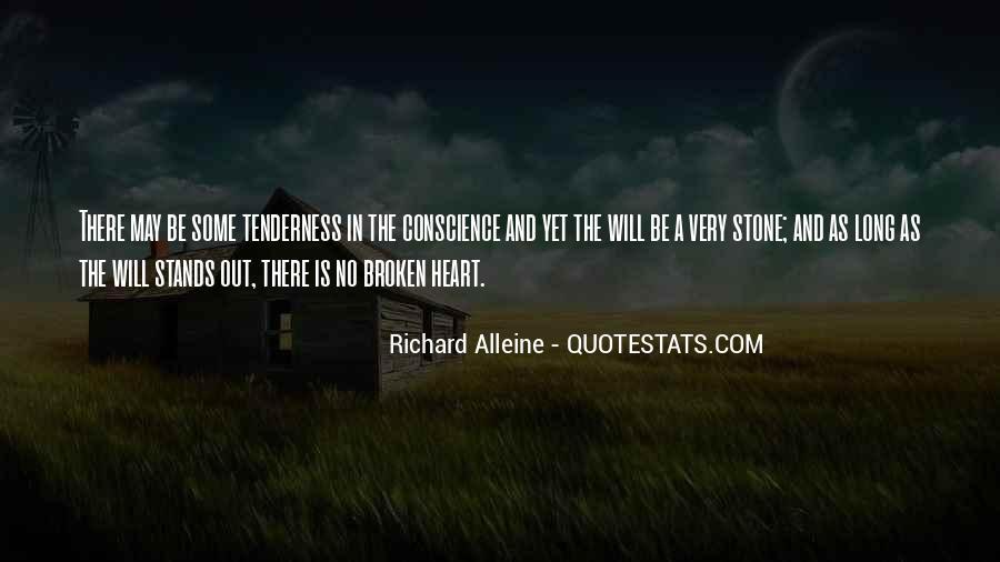 Heart Is Broken Quotes #300034
