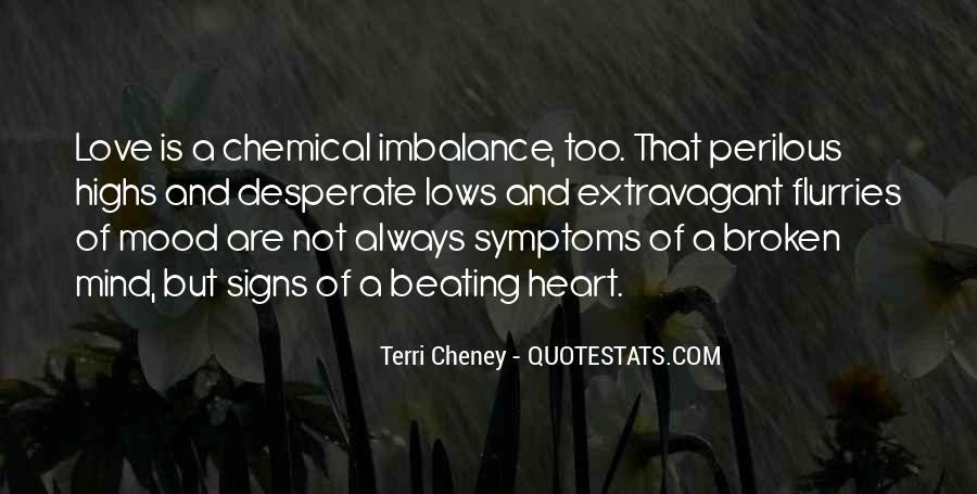 Heart Is Broken Quotes #348960