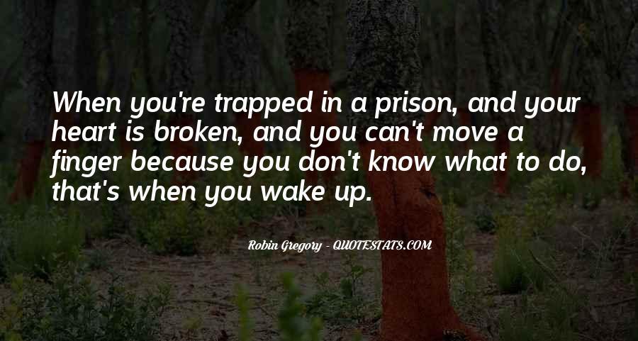 Heart Is Broken Quotes #389836