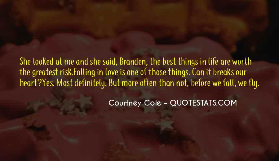 Heart Is Broken Quotes #432991