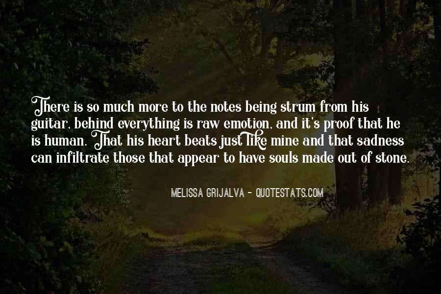 Heart Like Stone Quotes #354617