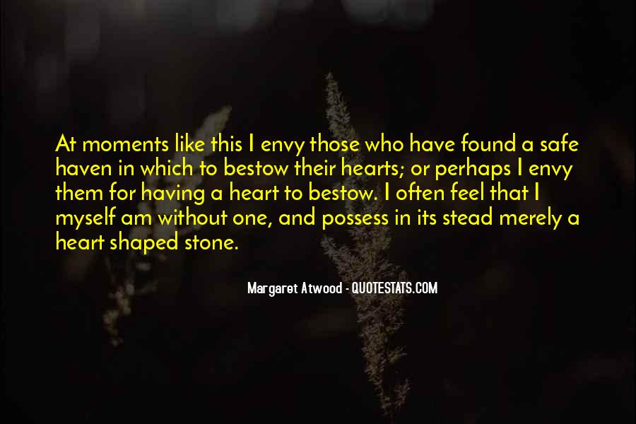 Heart Like Stone Quotes #434676