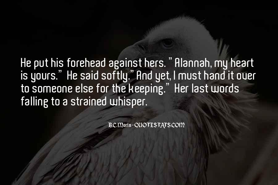Heart Pain Love Quotes #44573