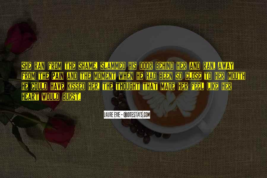 Heart Pain Love Quotes #557666