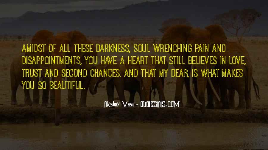Heart Pain Love Quotes #575946