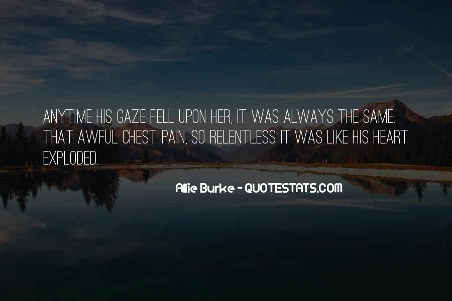 Heart Pain Love Quotes #645765